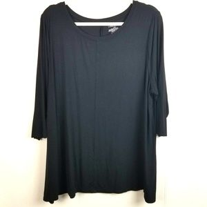 Lane Bryant Relaxed Fit Soft Tee Shirt Top 18/20